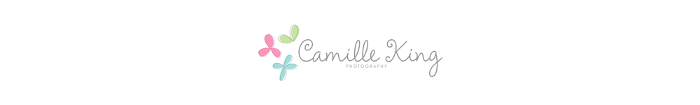 Camille King Photography | Philippines logo